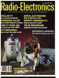 Radio Antena Bor Uzivo Radio Electronics Magazine 01 January 1980 Very Large Scale