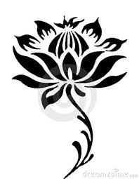 pictures lotus flower art designs drawing art gallery