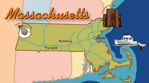massachusetts on a map massachusetts vacation cabins and ma chalet rentals