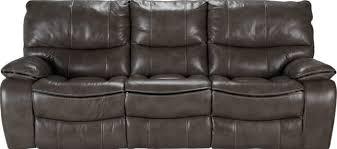 Grey Leather Reclining Sofa by Amazing Grey Leather Reclining Sofa 62 On Sofas And Couches Set