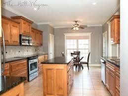oak cabinet kitchen ideas backsplash for kitchens with light cabinets ivory kitchen cabinets