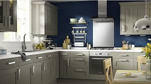 kitchen wall cabinets with glass doors b q b carisbrooke taupe kitchen cabinet doors fronts