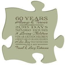 60 year wedding anniversary best of 60 year wedding anniversary gift ideas wedding gifts