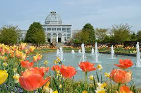Ginter Park Botanical Gardens April Is The Time For A Virginia Garden Vacation
