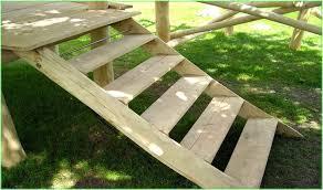 treppe bauen terrasse treppe selber bauen