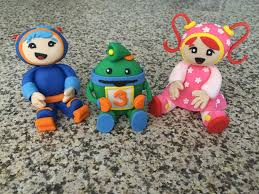 team umizoomi cake topper shipping fondant cake toppers cakecentral