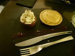 Dr´le de tarte au citron Picture of Le Second Souffle Lyon