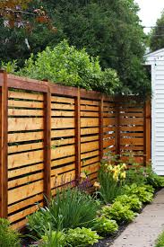 Backyard Ideas Pinterest If We To Re Build Our Fence This Style Is Awesome