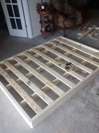 Platform Bed Vs Regular Bed Dimensions Re Building A Bed Foundation
