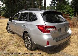 2016 subaru outback 2 5i limited 2015 outback specs options colors prices photos and more