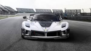 evo wing ferrari fxx k evo an innovative new package for the laboratory