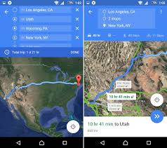 Google Maps Los Angeles Google Maps 2016 Update Showing Speed Limits During Navigation N4bb