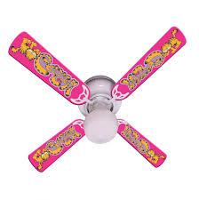 Pink Ceiling Fans by Kitchen Design Ideas Pink Ceiling Fan Globes Ceiling Fan With