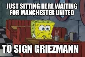 Just Sitting Here Meme - meme maker just sitting here waiting for manchester united to