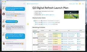 Spreadsheet Charts Quip 5 Ways Quip Can Help You Navigate The Post Dreamforce World