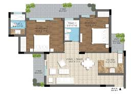 Residential Plan by Nx Avenue Vastu Compliant Lay Out For Luxurious And Spacious