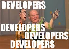 Meme Generator X X Everywhere - developers developers everywhere x x everywhere know your meme