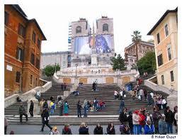spanische treppe in rom rom spanische treppe trevi brunnen