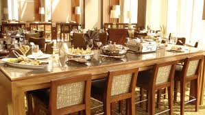 Restaurant Buffet Table by The Communal Table