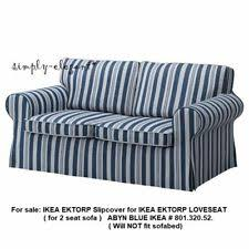 Striped Slipcovers For Sofas Ikea Striped 100 Cotton Furniture Slipcovers Ebay