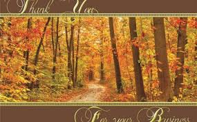 thanksgiving cards thanksgiving business cards business thank