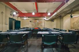 charting churchill the cabinet war rooms clive steps london