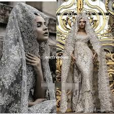 muslim wedding dresses 2017 arabic muslim wedding dresses luxury sequined arabic wedding