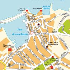 French Riviera Map Map Saint Tropez France Maps And Directions At Map