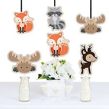 woodland baby shower woodland creatures baby shower decorations theme
