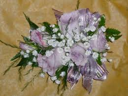 Prom Flowers Lavender Rose Corsage Prom Corsage In Lincroft Nj Lincroft Fab