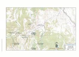 Snowmass Colorado Map by Map Snowmass Water U0026amp Sanitation District
