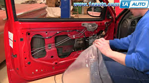 how to install replace power window motor oldsmobile alero 99 04