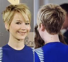 instructions for jennifer lawrece short haircut best 25 jennifer lawrence haircut ideas on pinterest blonde