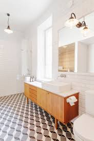 bathroom simple white vintage bathroom tile patterns with hexagon