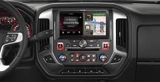 gmc sierra steering wheel light replacement alpine gmc sierra audio radio and navigation restyle system