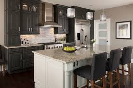 white kitchen cabinets with black island gray kitchen cabinets with black island quicua