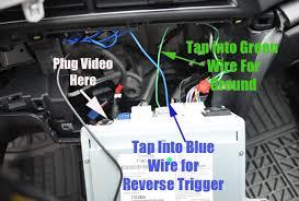 club scion tc forums backup camera install tc2 alpine hu