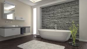 contemporary black and white wallpaper room design ideas