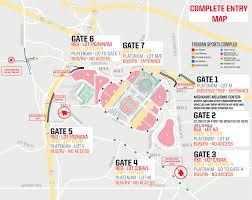 Royals Stadium Map Parking U0026 Tailgating Chiefs Com