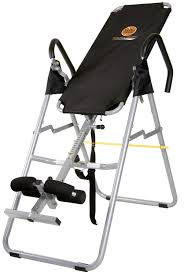 Inversion Table For Neck Pain by Body Max It6000 Inversion Therapy Table Review