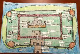 glimpse into a classroom u2013 grade 4 medieval sketches wesley