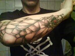 spider and spider web tattoo designs and meanings tatring
