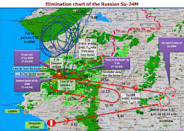 Map Of Turkey And Syria by Commander In Chief Of The Russian Aerospace Forces Presents Facts