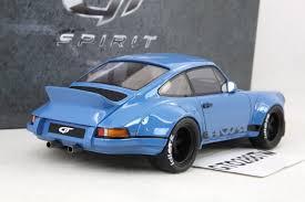 porsche blue gt spirit 1 18 rwb porsche 911 rauh welt begriff blue kj007 asia