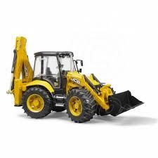 bruder toys 02454 pro series jcb 5cx eco c w loader u0026amp backhoe
