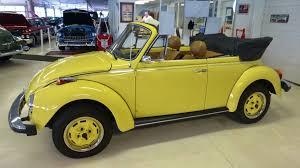 volkswagen buggy yellow 1979 vw volkswagen beetle convertible karmann stock 035569 for