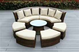 wicker couch outdoor sets patio cushion covers sectional indoor