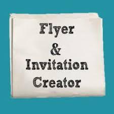 invitation maker app flyer invitation maker app ranking and store data app