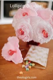 lollipop bouquet lollipop bouquet s day party decoration