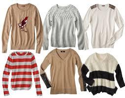 sweater target 10 ways to wear a sweater messiah